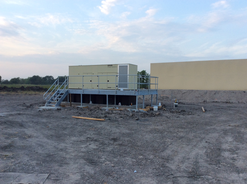 Wastewater and Water Treatment Projects - Peltier Brothers Construction