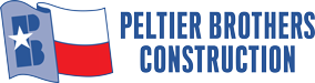 Peltier Brothers Construction Logo